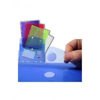 Φάκελος Πλαστικός Α4 με χρατσ & τρύπες για κλασάρισμα 5 ΤΕΜ. Φάκελοι Πλαστικοί με Κουμπί Dimex.gr-Αναλώσιμα Υπολογιστών,Γραφική ύλη,Μηχανές Γραφείου