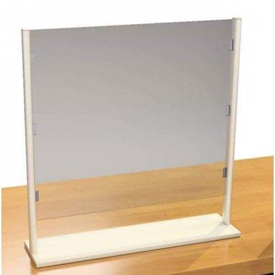 Προστατευτικό πάγκου επιτραπέζιο 80Χ20Χ80 cm ΠΡΟΣΤΑΤΕΥΤΙΚΑ ΔΙΑΧΩΡΙΣΤΙΚΑ  Dimex.gr-Αναλώσιμα Υπολογιστών,Γραφική ύλη,Μηχανές Γραφείου