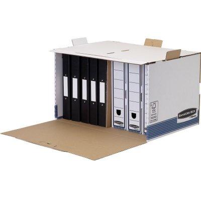 Κουτί αποθήκευσης Bankers Box® System Storage Container 0029901 5ΤΕΜ ΚΟΥΤΙΑ & ΘΗΚΕΣ ΑΡΧΕΙΟΥ Dimex.gr-Αναλώσιμα Υπολογιστών,Γραφική ύλη,Μηχανές Γραφείου