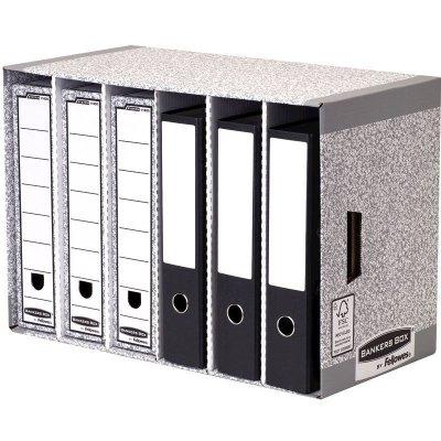 Μονάδες αποθήκευσης Bankers Box® System File Store Module 01880EU 5TEM  Συρταριέρες Dimex.gr-Αναλώσιμα Υπολογιστών,Γραφική ύλη,Μηχανές Γραφείου