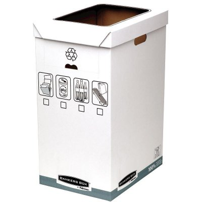 Μονάδες αποθήκευσης Bankers Box® System Recycle Bin 0193201 5TEM  Συρταριέρες Dimex.gr-Αναλώσιμα Υπολογιστών,Γραφική ύλη,Μηχανές Γραφείου
