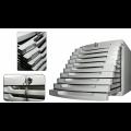 Συρταριέρα GK 10 Συρταριών με κλειδί Συρταριέρες Dimex.gr-Αναλώσιμα Υπολογιστών,Γραφική ύλη,Μηχανές Γραφείου