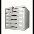 Συρταριέρα GK 5 Συρταριών Συρταριέρες Dimex.gr-Αναλώσιμα Υπολογιστών,Γραφική ύλη,Μηχανές Γραφείου