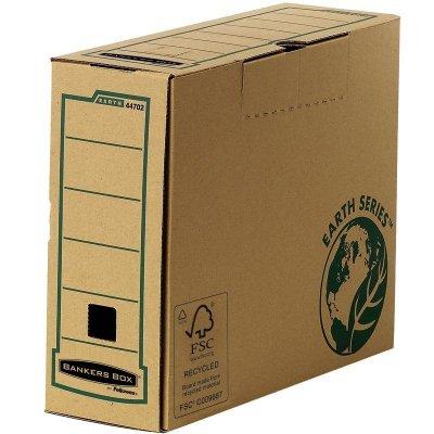 Κουτί μεταφοράς Bankers Box® Earth Series 100mm A4 Transfer File 4470201 20ΤΕΜ ΚΟΥΤΙΑ & ΘΗΚΕΣ ΑΡΧΕΙΟΥ Dimex.gr-Αναλώσιμα Υπολογιστών,Γραφική ύλη,Μηχανές Γραφείου