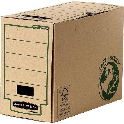 Κουτί μεταφοράς Bankers Box® Earth Series 200mm A4+ Transfer File 4473302 20ΤΕΜ ΚΟΥΤΙΑ & ΘΗΚΕΣ ΑΡΧΕΙΟΥ Dimex.gr-Αναλώσιμα Υπολογιστών,Γραφική ύλη,Μηχανές Γραφείου