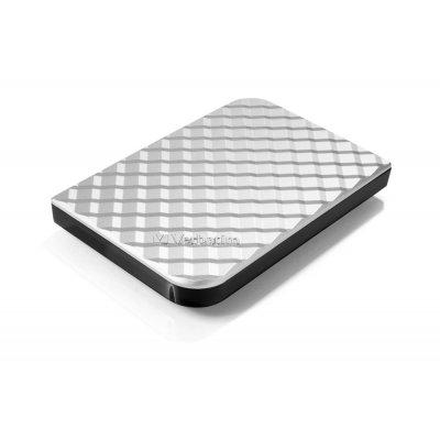Verbatim Store 'n' Go 1TB External USB 3.0 Silver ΣΚΛΗΡΟΙ ΔΙΣΚΟΙ