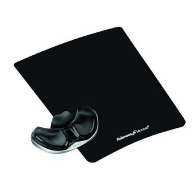 Mouse Pad/Wrist Rest Fellowes Health -Crystal Gliding PalmSupport 9180701 ΑΞΕΣΟΥΑΡ