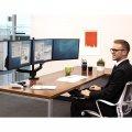 Βραχίονας οθόνης Fellowes Platinum Series Triple Monitor Arm Βάσεις Οθόνης Η/Υ Dimex.gr-Αναλώσιμα Υπολογιστών,Γραφική ύλη,Μηχανές Γραφείου
