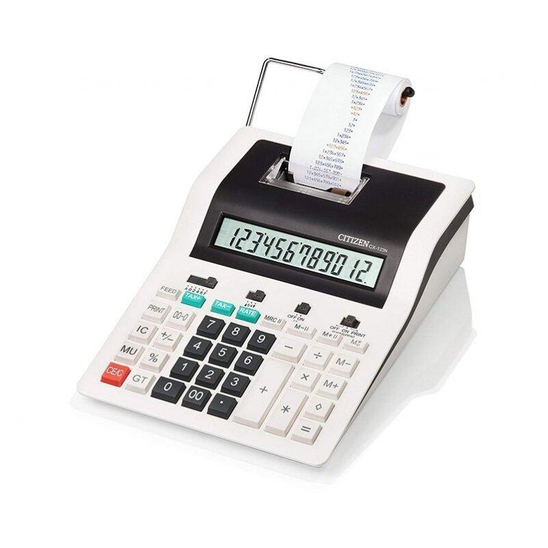 Αριθμομηχανή Citizen CX-123N 12 Digit display (με χαρτοταινία) ΑΡΙΘΜΟΜΗΧΑΝΕΣ Dimex.gr-Αναλώσιμα Υπολογιστών,Γραφική ύλη,Μηχανές Γραφείου