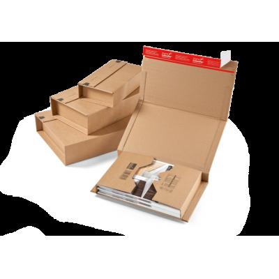Κουτί Αποστολών Ασφαλείας ColomPac 147x126x-55mm CP02001 20TΕΜ Κουτιά Αποστολής Ασφαλείας