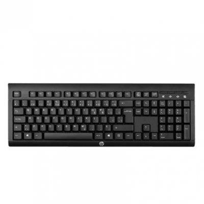 Keyboard HP Wireless K2500 Black  ΠΛΗΚΤΡΟΛΟΓΙΑ Dimex.gr-Αναλώσιμα Υπολογιστών,Γραφική ύλη,Μηχανές Γραφείου