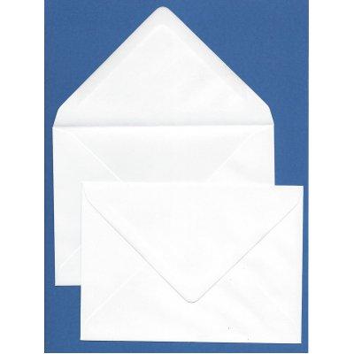Φάκελος Λευκός 12,5x17,5cm με γόμα Φάκελοι Απλοί