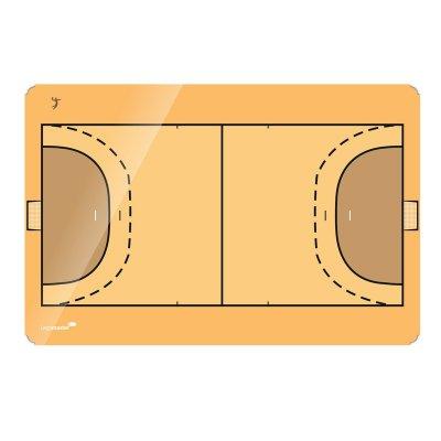 Πίνακες μαρκαδόρου - Πίνακας Legamaster 60x90cm Γήπεδο Χαντμπολ 103843 Πίνακες Προσχεδιασμένοι
