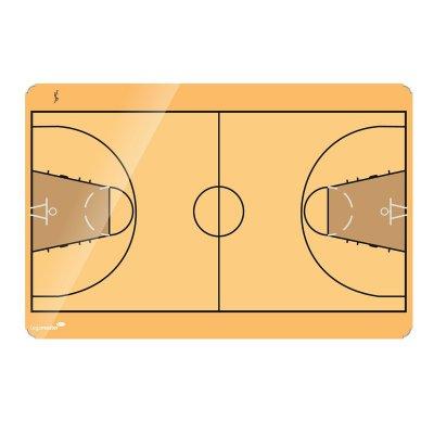 Πίνακες μαρκαδόρου - Πίνακας Legamaster 60x90cm Γήπεδο Μπάσκετ 103943 Πίνακες Προσχεδιασμένοι