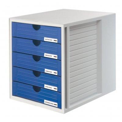Συρταριέρα Han System Box 5 Συρταριών Συρταριέρες