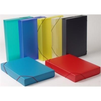 Κουτί πλαστικό 5Χ25Χ35 με λάστιχο ΚΟΥΤΙΑ & ΘΗΚΕΣ ΑΡΧΕΙΟΥ