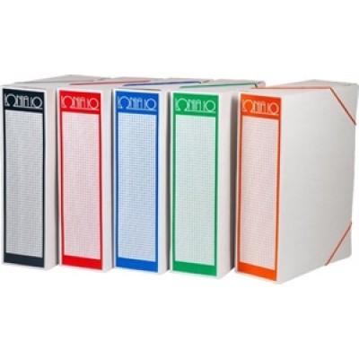 Κουτί χάρτινο ΙΩΝΙΑ P10 με λάστιχο 10TEM ΚΟΥΤΙΑ & ΘΗΚΕΣ ΑΡΧΕΙΟΥ