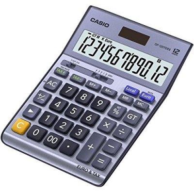 Αριθμομηχανή Casio DF-120TER 12 Digit display Αριθμομηχανές 12 Ψηφίων Dimex.gr-Αναλώσιμα Υπολογιστών,Γραφική ύλη,Μηχανές Γραφείου