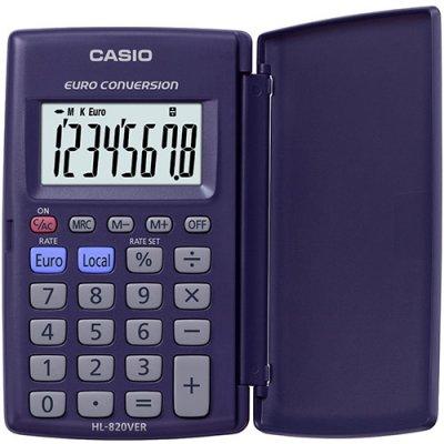 Αριθμομηχανή Casio HL-820VER 8 Digit display Αριθμομηχανές 8 ψηφίων Dimex.gr-Αναλώσιμα Υπολογιστών,Γραφική ύλη,Μηχανές Γραφείου