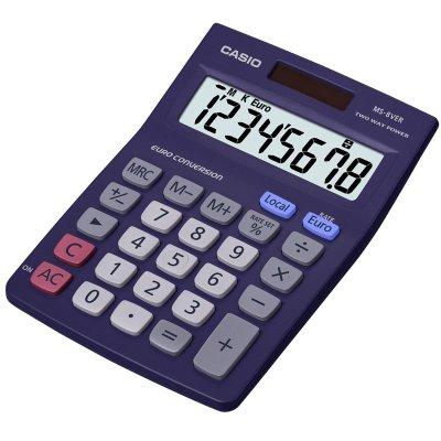 Αριθμομηχανή Casio MS-8VER 8 Digit display Αριθμομηχανές 8 ψηφίων Dimex.gr-Αναλώσιμα Υπολογιστών,Γραφική ύλη,Μηχανές Γραφείου