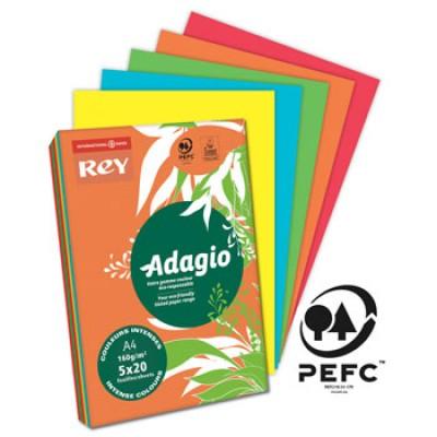 Φωτ/κο χαρτί Α4 160g Rey Adagio Brilliant 250 Φύλλα ΦΩΤΟΑΝΤΙΓΡΑΦΙΚΑ ΧΑΡΤΙΑ Dimex.gr-Αναλώσιμα Υπολογιστών,Γραφική ύλη,Μηχανές Γραφείου