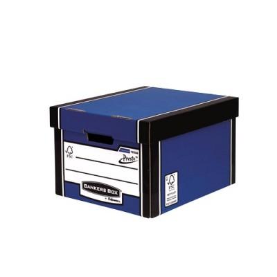 Κουτί αποθήκευσης Bankers Box® Premium 725 Classic 10ΤΕΜ ΚΟΥΤΙΑ & ΘΗΚΕΣ ΑΡΧΕΙΟΥ Dimex.gr-Αναλώσιμα Υπολογιστών,Γραφική ύλη,Μηχανές Γραφείου