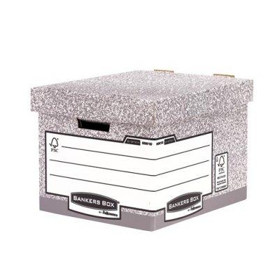 Kουτί αδρανούς αρχείου Fellowes Standard Banker 5pcs ΚΟΥΤΙΑ & ΘΗΚΕΣ ΑΡΧΕΙΟΥ