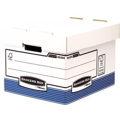 Kουτί αδρανούς αρχείου Fellowes Βαρέως τύπου 5pcs ΚΟΥΤΙΑ & ΘΗΚΕΣ ΑΡΧΕΙΟΥ
