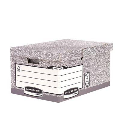 Kουτί αδρανούς αρχείου Fellowes Flip Top Maxi 5pcs ΚΟΥΤΙΑ & ΘΗΚΕΣ ΑΡΧΕΙΟΥ
