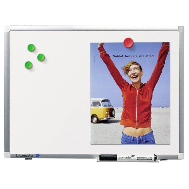 Πίνακες μαρκαδόρου - Πίνακας Legamaster Premium Plus 75x100cm 101048 Πίνακες Μαγνητικοί Διαστάσεως έως 100cm