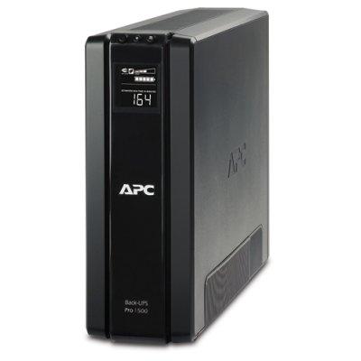 UPS APC Back-UPS Pro 1500VA, 230V, Schuko UPS Dimex.gr-Αναλώσιμα Υπολογιστών,Γραφική ύλη,Μηχανές Γραφείου