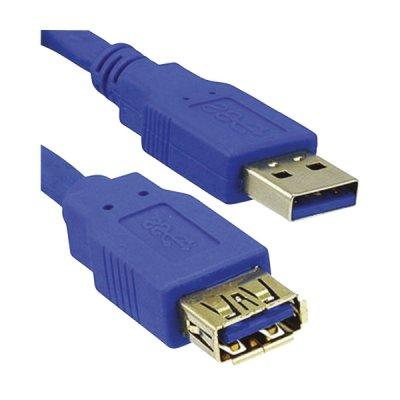 Καλώδιο MediaRange USB 3.0 Extension AM/AF 3.0M Blue Καλώδια USB Dimex.gr-Αναλώσιμα Υπολογιστών,Γραφική ύλη,Μηχανές Γραφείου