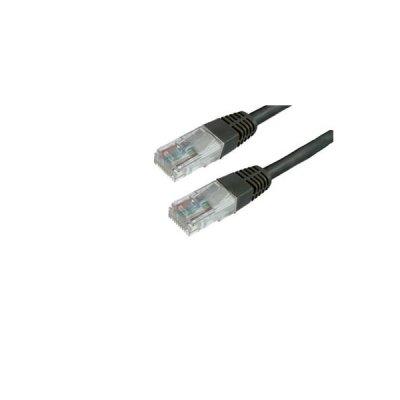 Καλώδιο MediaRange Network UTP CAT 6 RJ45/RJ45 5.0M Black Καλώδια Δικτύου