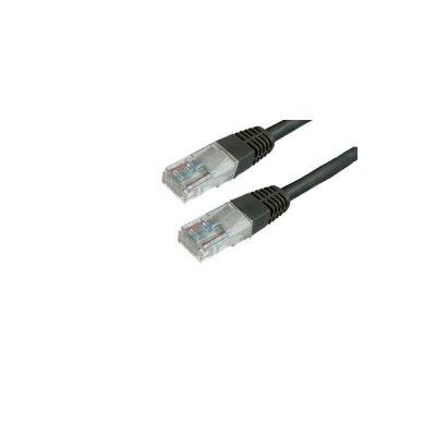 Καλώδιο MediaRange Network UTP CAT 6 RJ45/RJ45 10.0M Black Καλώδια Δικτύου
