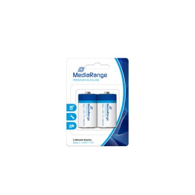 Αλκαλική Μπαταρία MediaRange Premium C 1.5V 2pcs ΜΠΑΤΑΡΙΕΣ Dimex.gr-Αναλώσιμα Υπολογιστών,Γραφική ύλη,Μηχανές Γραφείου