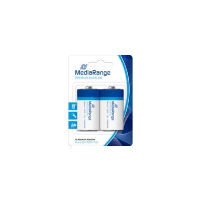 Αλκαλική Μπαταρία MediaRange Premium D 1.5V 2pcs ΜΠΑΤΑΡΙΕΣ Dimex.gr-Αναλώσιμα Υπολογιστών,Γραφική ύλη,Μηχανές Γραφείου