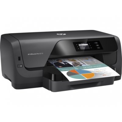 Printer HP OfficeJet Pro 8210 D9L63A ΕΚΤΥΠΩΤΕΣ - PRINTERS