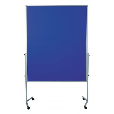 Εκθετήριο Τροχήλατο Legamaster Premium 120x150 Διπλής Όψεως Μπλε 204400 Τροχήλατα Εκθετήρια (Διπλής Όψης)
