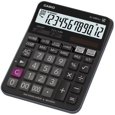 Αριθμομηχανή Casio DJ-120D 12 Digit display Αριθμομηχανές 12 Ψηφίων Dimex.gr-Αναλώσιμα Υπολογιστών,Γραφική ύλη,Μηχανές Γραφείου