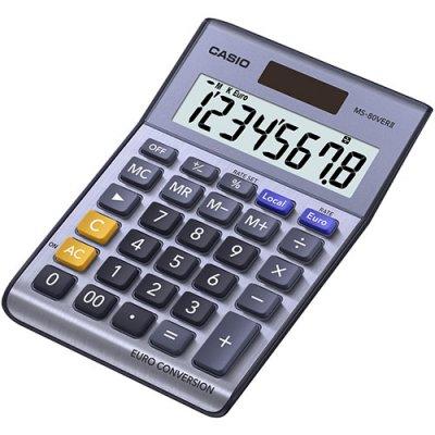 Αριθμομηχανή Casio MS-80VER 8 Digit display Αριθμομηχανές 8 ψηφίων Dimex.gr-Αναλώσιμα Υπολογιστών,Γραφική ύλη,Μηχανές Γραφείου