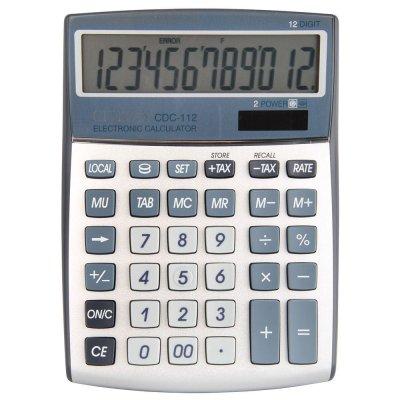 Αριθμομηχανή Citizen CDC-112 12 Digit display Αριθμομηχανές 12 Ψηφίων Dimex.gr-Αναλώσιμα Υπολογιστών,Γραφική ύλη,Μηχανές Γραφείου