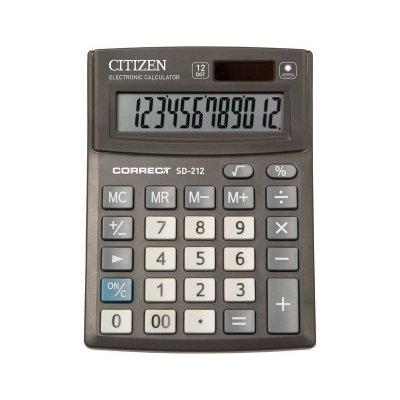 Αριθμομηχανή Citizen SD-212 12 Digit display Αριθμομηχανές 12 Ψηφίων