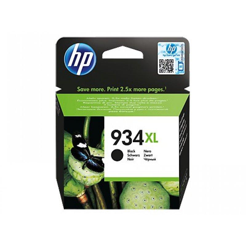 HP Ink Cartridge No934 (C2P23AE) XL Black HP Dimex.gr-Αναλώσιμα Υπολογιστών,Γραφική ύλη,Μηχανές Γραφείου