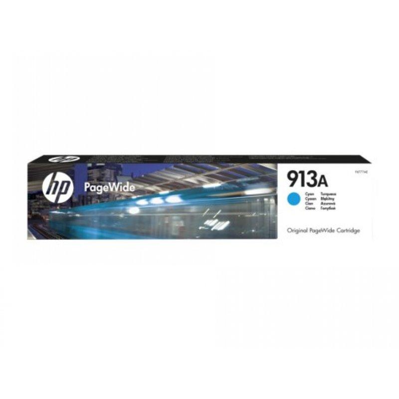 HP Ink Cartridge No913A (F6T77AE) Cyan HP Dimex.gr-Αναλώσιμα Υπολογιστών,Γραφική ύλη,Μηχανές Γραφείου