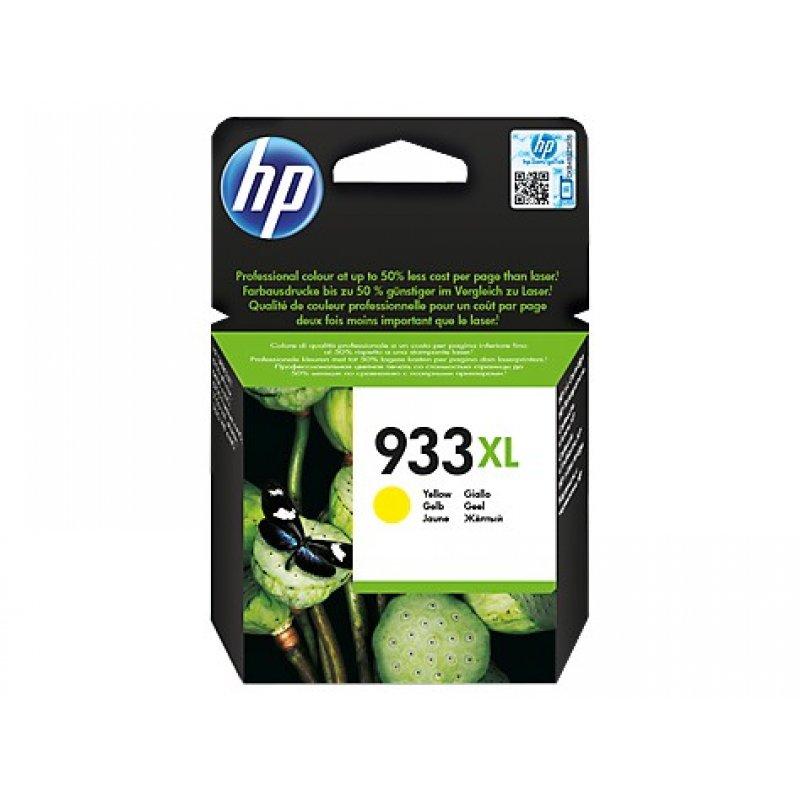 HP Ink Cartridge No933 (CN056AE) XL Yellow HP Dimex.gr-Αναλώσιμα Υπολογιστών,Γραφική ύλη,Μηχανές Γραφείου