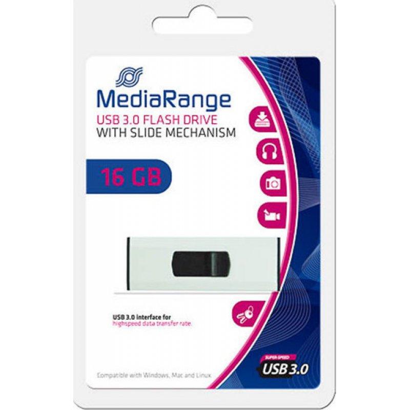 Memory USB MediaRange 3.0 16GB ΜΝΗΜΕΣ USB