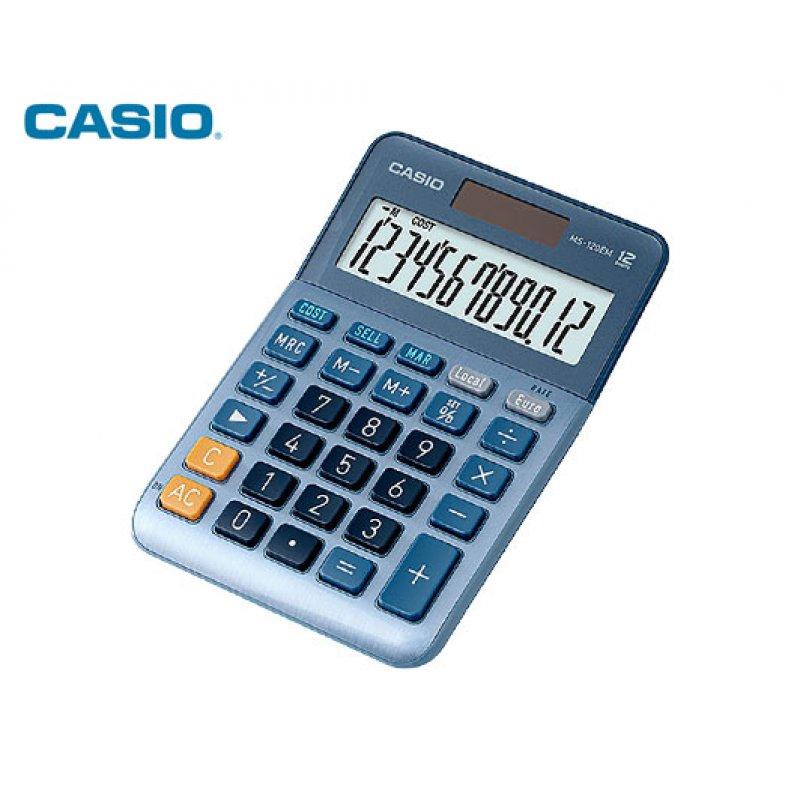 Αριθμομηχανή Casio MS-120EM 12 Digit display ΑΡΙΘΜΟΜΗΧΑΝΕΣ Dimex.gr-Αναλώσιμα Υπολογιστών,Γραφική ύλη,Μηχανές Γραφείου