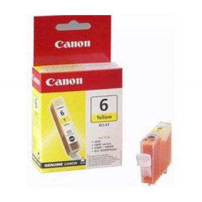 CANON Ink Cartridge BCI-6Y Yellow CANON Dimex.gr-Αναλώσιμα Υπολογιστών,Γραφική ύλη,Μηχανές Γραφείου
