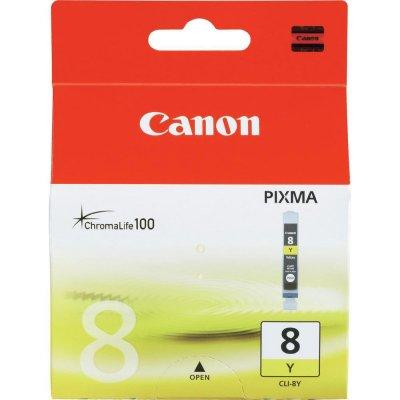 CANON Ink Cartridge CLI-8Y Yellow CANON Dimex.gr-Αναλώσιμα Υπολογιστών,Γραφική ύλη,Μηχανές Γραφείου