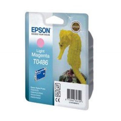 EPSON Ink Cartridge T0486 Light Magenta EPSON Dimex.gr-Αναλώσιμα Υπολογιστών,Γραφική ύλη,Μηχανές Γραφείου